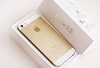 Смартфон Iphone 5S Neverlock 16gb Gold  + чехол и стекло, фото 7