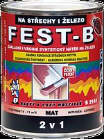 Грунтовочное и верхнее покрытие для металла FEST-B S2141