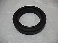 Бандаж резиновый ролика поддерживающего Т-150, ДТ-75, фото 1