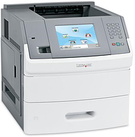Lexmark T656dne: первый ч/б лазерный принтер с сенсорным дисплеем