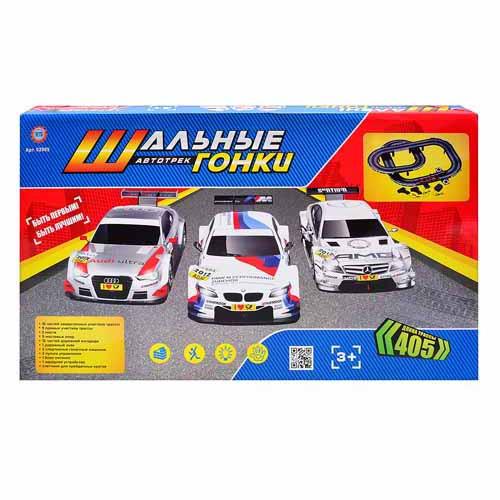 Автотрек Шальные гонки 02989