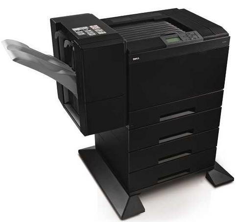 Dell выпустила самый быстрый цветной лазерный принтер