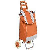 Тачка сумка с колесиками кравчучка 95см E00317 Ora