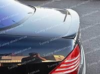 Спойлер Mercedes W220 (спойлер на крышку багажника Мерседес W220), фото 1