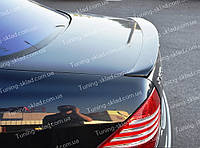 Спойлер Mercedes W220 (спойлер на крышку багажника Мерседес W220)