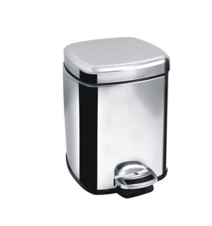 Контейнер для мусора с педалью 6л AWD02030409
