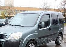 Дефлекторы окон на FIAT Doblo 2000-