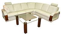 Стильный модульный диван в коже ARTE