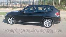 Дефлекторы окон на BMW X1 (E84) 2009 г.