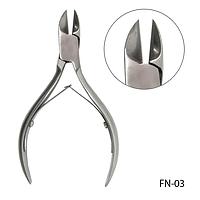 Ногтевые кусачки из медицинской стали с большими лезвиями Lady Victory LDV  FN-03 /44-2