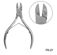 Маникюрные кусачки из медицинской стали Lady Victory LDV FN-27 /43-2