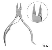 Кусачки маникюрные для стрижки ногтей Lady Victory LDV  FN-32 /43-2