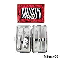 Набор маникюрный в подарочной упаковке Lady Victory LDV  MS-mix-09 /95-3