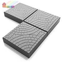 Плитка тротуарна Паутинка 30х30 (1шт-0,0909 м2) (2000000001425)