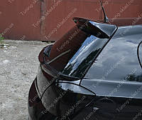 Спойлер под стекло Opel Astra H (лип спойлер Опель Астра Н под заднее стекло)