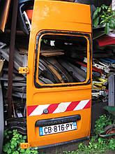 Дверь задняя левая распашная б/у на Renault Master 3, Opel Movano B, Nissan NV-400 с 2010 года