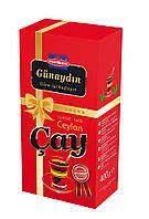 """Чай черный крупнолистовой Gunaydin """"Cay Ceylon"""" 400 г"""