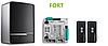Комплект электромеханических приводов FORT для откатных ворот