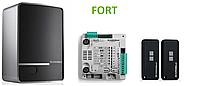 Комплект электромеханических приводов FORT для откатных ворот, фото 1