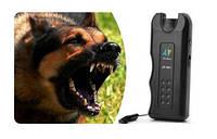 Ультразвуковой отпугиватель собак (фонарик)МТ-650