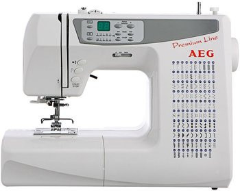 Универсальная швейная машина AEG NM680 Premium Line (СТОК - Германия)