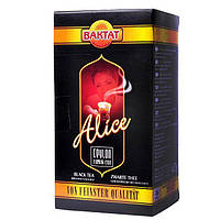Чай цейлонский BAKTAT ALICE с бергамотом