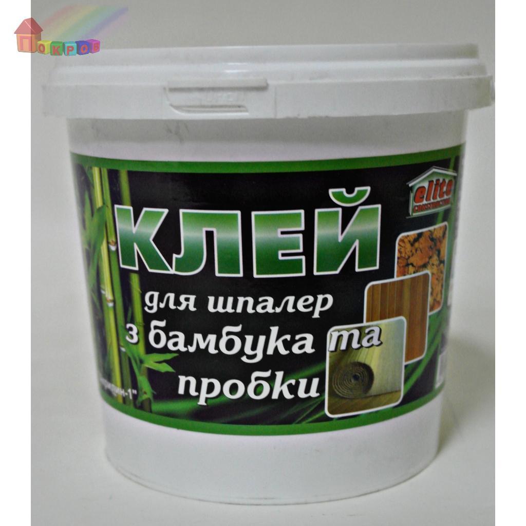 """Клей для бамбуковых обоев """"Акрилин - 1"""" Дивоцвiт 3,5 кг (2000000047836)   - Покров - база строительных материалов в Сумах"""