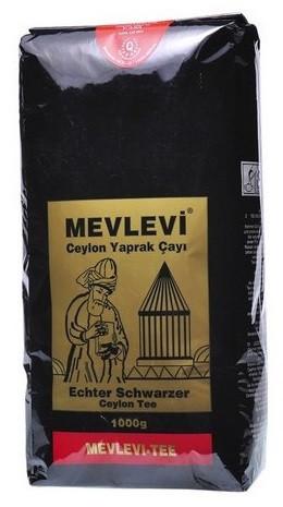 """Чай черный среднелистовой Has-Tee """"MEVLEVI"""" 1000 г (Бергамот)"""