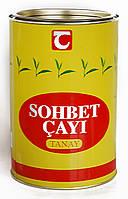 """Чай чёрный крупнолистовой Tanay """"SOHBET CAY"""" 250 г"""