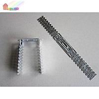 Деталь крепёжная ES 125 0,7 мм прямой подвес (2000000048895)