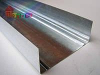 Профиль направляющий UW 100 3 м 0,42 мм  8 шт/уп (2000000049113)