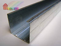 Профиль стоечный CW 50 3 м 0,42 мм 8 шт/уп (2000000049311)