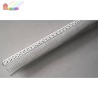 Угол пластиковый перфорированный с сеткой 2,5 м (2000000049571)