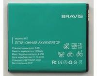 Аккумулятор на телефон Bravis Biz Original