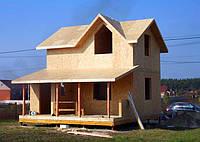 Сборные дома из СИП-панелей по технологии Экопан