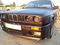 Передний бампер БМВ Е30 М-Тех 2, BMW E30 M Tech 2, фото 1