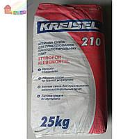 Клеевая смесь KREISEL 210 для пенополистироловых плит 25 кг (2000000052991)