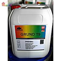 Грунтовка для внутренних работ TOTUS Grunt T9 10 л (2000000054759)