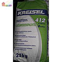 Смесь самовыравнивающаяся KREISEL 412  (3-15 мм) ( 2000000053202)