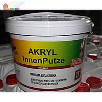 Шпаклевка финишная акриловая TOTUS AKRYL InnenPutz 17 кг (2000000053745)