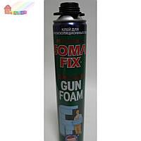 Клей-пена SOMA FIX для пенопласта профессиональный 750 мл (2000000055503)