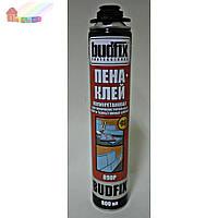 Пена-клей полиуретановая BUDFIX- 890Р 800 мл (2000000055527)
