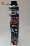 Пена монтажная SOMA FIX Profit профессиональная 800 мл всесезонная 65 л (2000000055589)