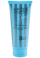 Гель для  укладки волос ESTEL AIREX , сильная фиксация 200 мл