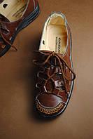 Босоножки женские коричневые
