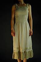 Удобный женский сарафан