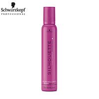 Мусс сильной фиксации для окрашенных волос SILHOUETTE Color Brilliance Mousse Super Hold 500 ml