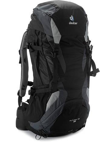 Рюкзак туристический мужской Deuter Futura 35 EL black/granite (33244 7410)