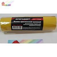 Валик прижимной резиновый  БРИГАДИР Standart (8х180 мм) (2000000065229)