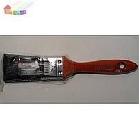 "Кисть тип Лакра, черная щетина Бригадир( 1,5""/38 мм) (2000000065571)"